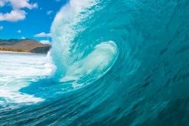 XXL Wallpaper Wave 0310-2