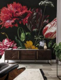 KEK Amsterdam Flora & Fauna behang Golden Age Flowers WP-221
