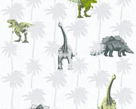 AS Creation Little Stars Dino behang 35835-2