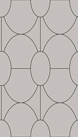 Cole & Son Geometric II behang Riviera 105/6027