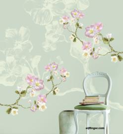 Eijffinger Un Bisou Wallpower 365116 Fleur de printemps