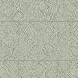 Origin Luxury Skins behang Tegels met Slangenprint 347784