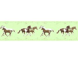 AS Creation Little Stars Paarden behangrand 35838-1