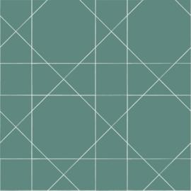 Esta Home Scandi Cool behang Grafische Lijnen 139092