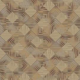 York Wallcoverings Mixed Metals behang Navajo BD44505