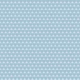 Noordwand Mondo Baby behang Hartjes 13041
