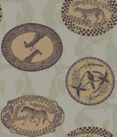 Cole & Son Ardmore Collection behang Matrinah 109/4021