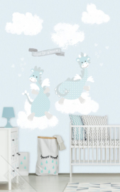 Behangexpresse Kay & Liv Wallprint Dare to Dream INK 7024