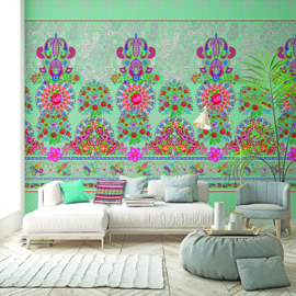 Behangexpresse Happy Living Wallprint Zazibar TD4014
