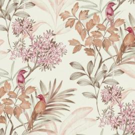 York Wallcoverings Handpainted Traditionals behang Handpainted Songbird TL1929