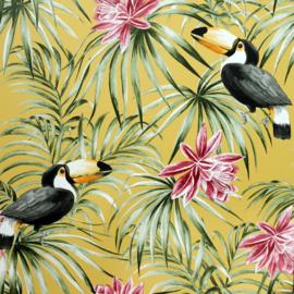 Arthouse Toucan Ochre behang 298301