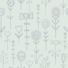 Behangexpresse Morris & Mila behang Candy Florals 27191