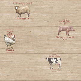 Noordwand Kitchen Recipes behang G12301