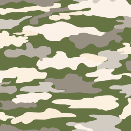 Home Collection Camouflage behang JO199