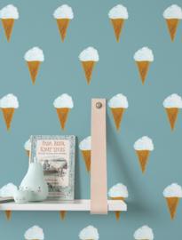 KEK Amsterdam Fiep Westendorp behang Ice Cream WP-130
