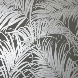 Arthouse Reflections behang Kiss Foil Palm Leaf 903305