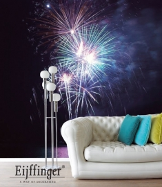 Eijffinger Wallpower Wanted Fire Works! 301649