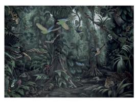 KEK Amsterdam Flora & Fauna behang Tropical Landscapes WP-602