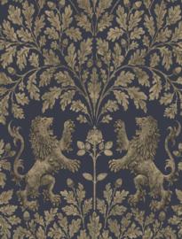 Cole & Son The Pearwood Collection behang Boscobel Oak 116/10039