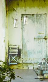 Eijffinger Un Bisou Wallpower 365113 La porte de l'ancien jardin