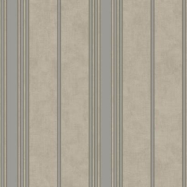 York Wallcoverings Mixed Metals behang Channel Stripe MR643734