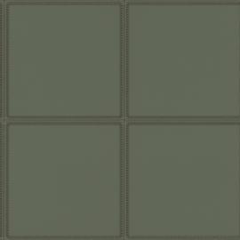 Rasch Club behang Leather Tiles 419023