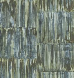 Dutch Restored Patina Panels behang 24062