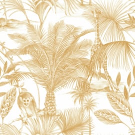 Dutch Wallcoverings Jungle Fever behang Kidatu JF3503