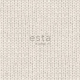 Esta Home Denim & Co. knitting beige 137720