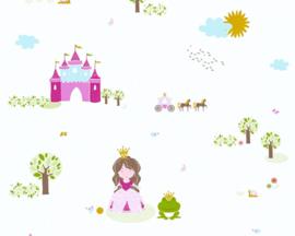 AS Creation Little Stars Prinses behang 35852-2