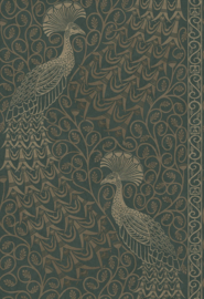 Cole & Son The Pearwood Collection behang Pavo Parade 116/8031