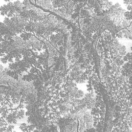 KEK Amsterdam Landscapes & Marble behangcirkel Engraved Tree CK-013