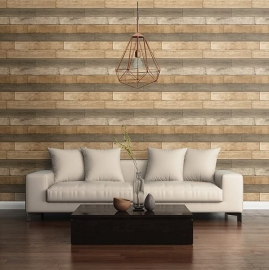Dutch Reclaimed behang FD22346 Weathered Plank