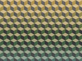 BN Cubiq Mural Fading Cube 200415 DX