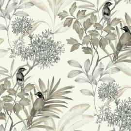 York Wallcoverings Handpainted Traditionals behang Handpainted Songbird TL1927
