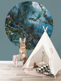 KEK Amsterdam Kids behangcirkel Tropical Landscape CK-021
