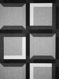 Dutch Wallcoverings Kinetic J424-09 Retro behang