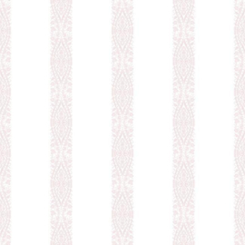 York Wallcoverings A Perfect World behang KI 0505 Ballerina Stripe