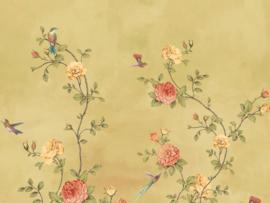 BN Fiore Mural Rose Garden 200455 DX