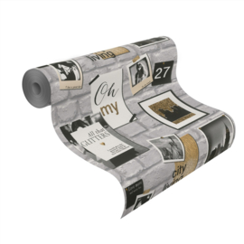 Rasch Kids & Teens III behang Polaroid 291605