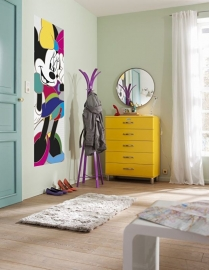 Disney Fotobehang Minnie Colorful 1-422