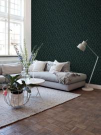 Origin Luxury Skins behang Pauwenveren 347766