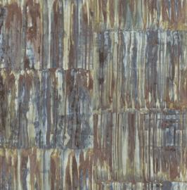Dutch Restored Patina Panels behang 24064