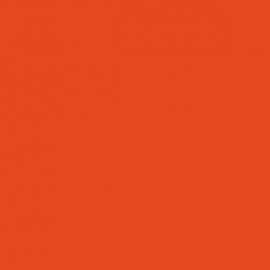 Plakplastic uni Rood fluor glans 45CM breed