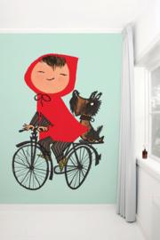 KEK Amsterdam Fiep Westendorp Mural Riding My Bike WS-036