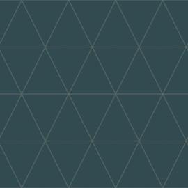 Origin City Chic behang Grafische Driehoeken 347715