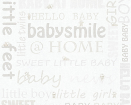 AS Creation Little Stars Babysmile behang 35847-1
