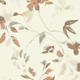 York Wallcoverings Candice Olson Tranquil behang Linden Flower SO2445