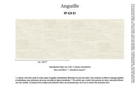 Élitis Anguille Big Croco Galuchat Anguille behang VP 42401
