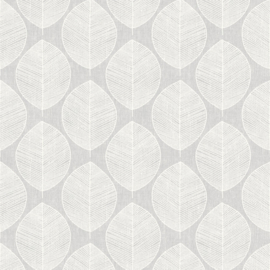 Arthouse Retro House behang Scandi Leaf 908203